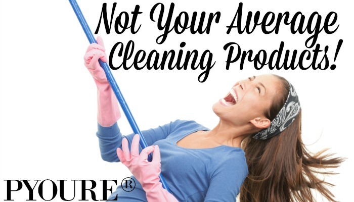 Pyoure – Not Your Average Cleaning Products