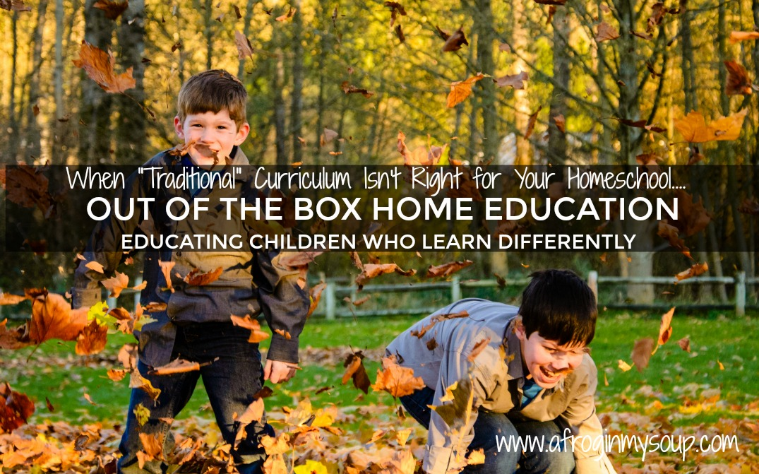 Out of the Box Home Education